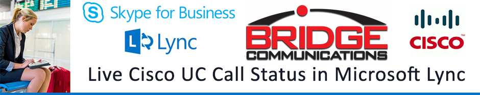 Lync Integration for Cisco CUCM and Skype For Business
